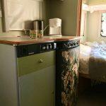 keuken caravan